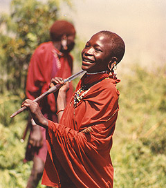 The people of Tanzania